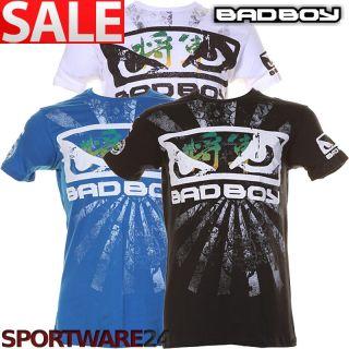 Bad Boy T Shirt Mauricia Shogun Rua schwarz/weiß/blau S/M/L/XL/XXL
