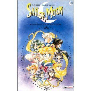 Sailor Moon, Bd.9, Uranus und Neptun: Naoko Takeuchi