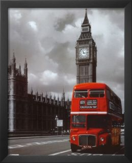 Big Ben (Photography) Posters