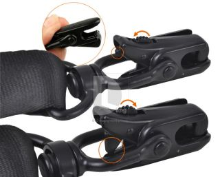 Tactical Black Magpul PTS MS2 Multi Mission Rifle Sniper Gun Sling