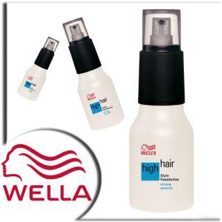 Wella High Hair Texture Touch 100ml Matte Paste