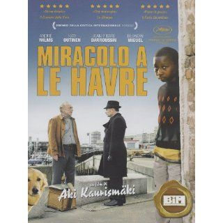 Miracolo a Le Havre Andre Wilms, Kati Outinen, Jean Pierre