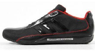 ADIDAS PORSCHE DESIGN S2, Schwarz Rot 012886 Schuhe
