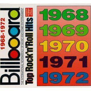 Billboard Top Rock n Roll Hits 1968 72 Musik