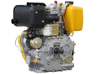 Dieselmotor 11PS Diesel Motor 7,8kW Generator EStart konisch Konus L75