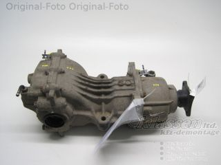 Differential hinten Nissan X Trail 2.2 dCi 136 Ps