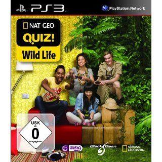 Nat Geo Quiz Wild Life Games