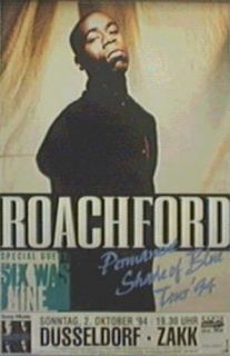Roachford   original Plakat