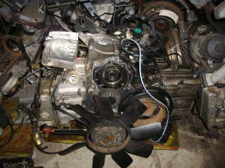 Mercedes Benz Motor Austauschmotor C220D W202 OM 604.910 139Tkm Bj. 96