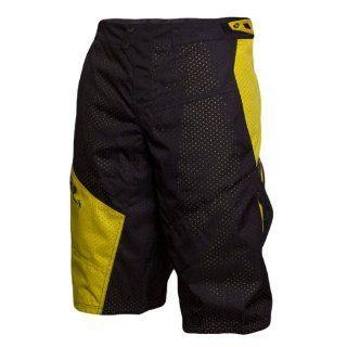 Royal Racing Bike Shorts Drift Short schwarz/gelb Sport