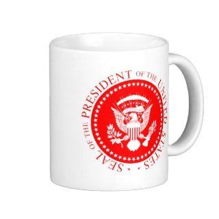 Seal Of The President Mug