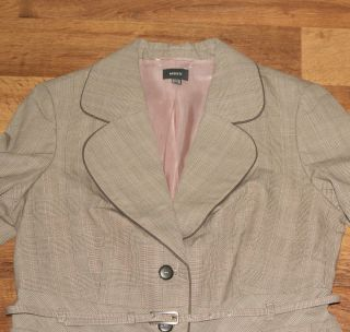 Sakko Blaser Jacket anzug mantel jacke NEU Gr 42 XL UVP € 139