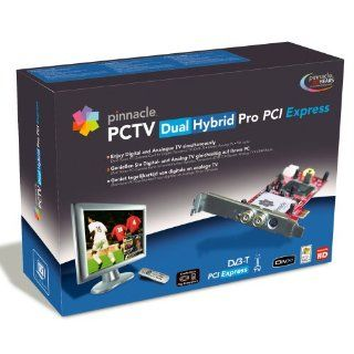 Pinnacle Systems PCTV Dual Hybrid Pro PCI 3010iX Computer