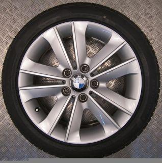 17 V Speiche 141 Original BMW Alufelgen 1er E81 E82 E87 E88
