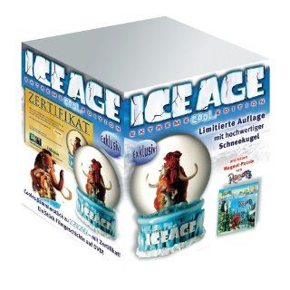 Ice Age (limited 2 DVD Edition mit Schneekugel): David