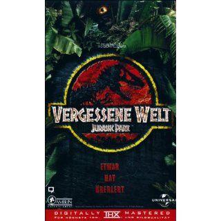 Vergessene Welt Jurassic Park [VHS] Jeff Goldblum, Julianne Moore