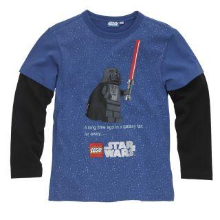 Star Wars Shirt Gr. 116 128 140 o. 152 Weihnachten 2012 Neu