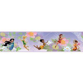Disney Fairies   Tinkerbell   Wandborte   Bordüre selbstklebend aus