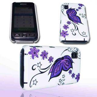 Handy Tasche Hard Case Cover JG Design f. Samsung GT S5230 Star