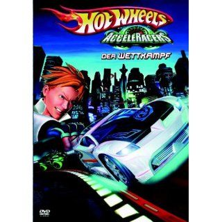 Hot Wheels AcceleRacers   Ignition Andrew Duncan, Gino