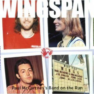 Wingspan Paul McCartney Englische Bücher