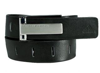 Adidas Porsche Hook Belt Gürtel Leder E42842 Ledergürtel Herren
