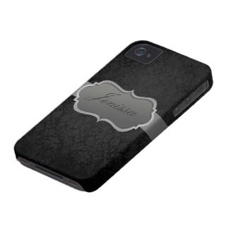 Damask iPhone 4/4S Case Mate Case iPhone 4 Cover