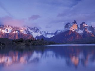 Mt. Southern, Torres del Paine National Park, Patagonia, Chile Photographic Print by Gavriel Jecan