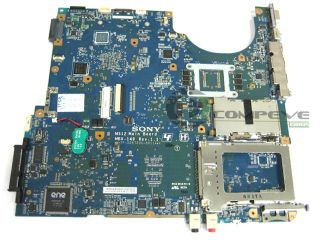 SONY VAIO MBX 149 Laptop MS12 VGN FE880E Notebook Motherboard System