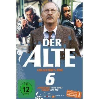 Der Alte   Collectors Box Vol. 6 Folgen 101 115 5 DVDs