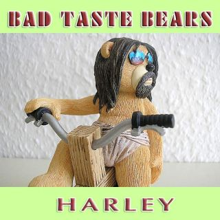 BAD TASTE BEARS HARLEY DAVID SON OF GOD Nr. 156