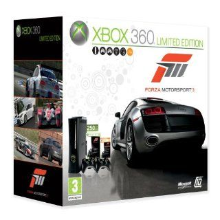Xbox 360   Konsole Super Elite 250 GB inkl. Forza 3 [PEGI]: