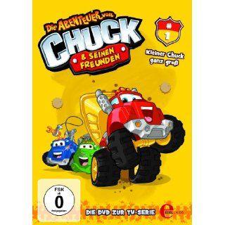 Die Abenteuer von Chuck & seinen Freunden, Folge 1   Kleiner Chuck