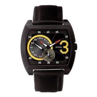 Guess Herrenuhr Black Jack 85521G1 Uhren