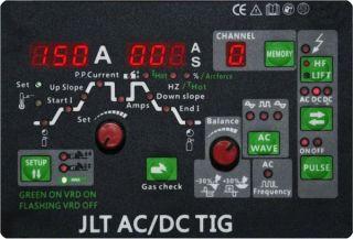 WIG / MMA Schweißgerät Inverter TIG AC/DC 210A