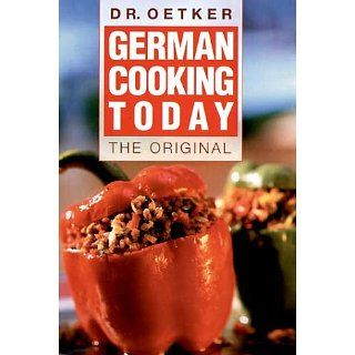 German Cooking Today Dr. Oetker Englische Bücher