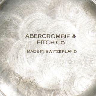 Abercrombie & Fitch Co HEUER triple date Kaliber Venus 204