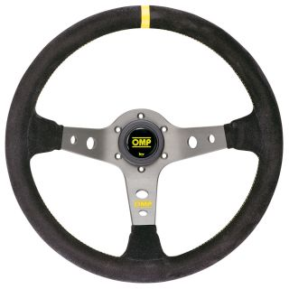 OD/1954/TN OMP CORSICA LEATHER STEERING WHEEL 350mm