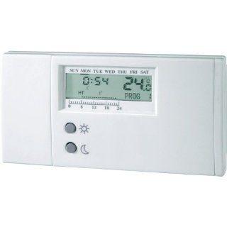 Raumtemperatur Regler m. Wochenprogramm, Model: TS 101, für Heiz  und