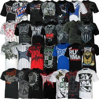 Tapout Herren T Shirt S M L XL XXL 3XL 5XL UFC MMA Kampfsport Fight