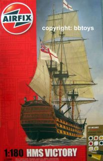 180 Segelschiff Airfix A50049 HMS Victory Lord Nelson