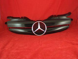 Mercedes Benz R170 W170 SLK Grill AMG look Kühlergrill Komplett