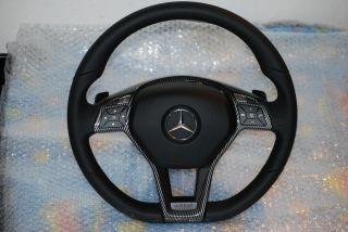Lenkrad Mercedes airbag mit schaltwippen w246 W204 W218 W172 W166 W207