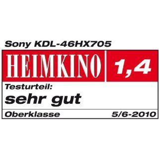 Sony Bravia KDL 46HX705 LCD Fernseher (116,8 cm (46 Zoll), Full HD