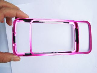 New Luxury Aluminum Metal Bumper Frame Case cover for HTC One X LTE