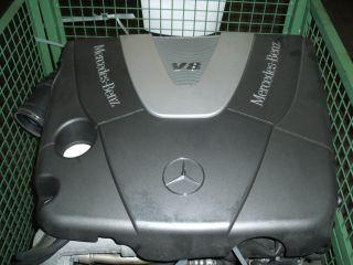 Benz Motor Diesel OM 628 963 400 CDI 184 kW 250 PS V8 Bi Turbo