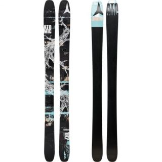 ATOMIC VANTAGE RITUAL Alpine Skis 182 All Mountain Twin Tip NEW