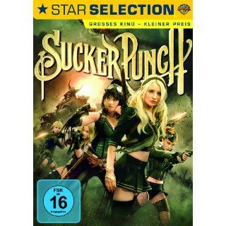 Sucker Punch: Emily Browning, Abbie Cornish, Jena Malone