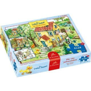 20838   Die Spiegelburg   Puzzle Set Die Lieben Sieben   Die