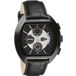 Dolce&Gabbana Herren Armbanduhr HIGH SECURITY IPB BLK DIAL BLK